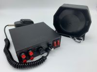 100 Watt Siren With Speaker