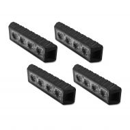 4 - Pack Colt TIR 4 LED Surface Mount