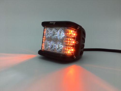 Side Blaster Work Light