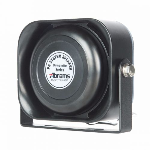 Abrams Slim Compact 100 Watt Siren Speaker