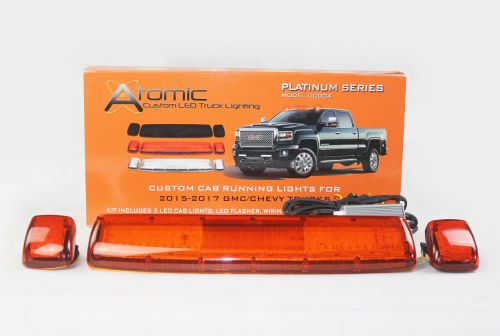 Atomic Cab Flashing Kit For GMC Chevy Trucks