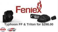 Feniex Typhoon Full Function Siren + 100W Triton Speaker